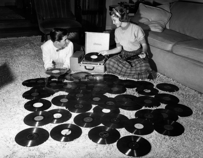 Teenage record party, 1950s-60s (1).jpg
